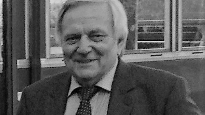 Nachruf Manfred Ochsenfeld
