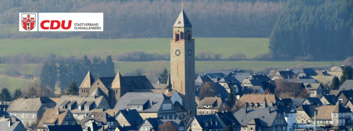 Blick auf die historische Kernstadt