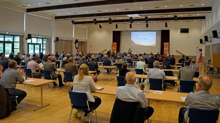 Aufstellungsversammlung 2020 im Kurhaus Bad Fredeburg