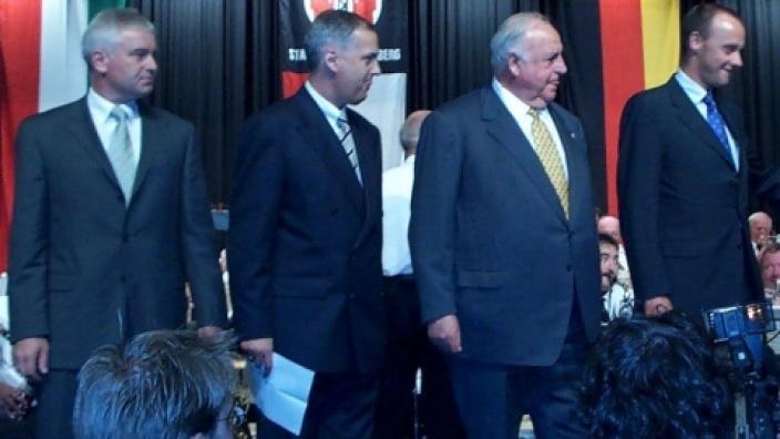 Helmut Kohl wird 85 - Der CDU-Stadtverband Schmallenberg gratuliert