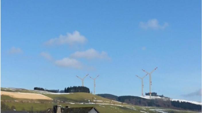 Städtische Veranstaltung zum Thema Windkraft: Visualisierung möglicher Anlagenstandorte