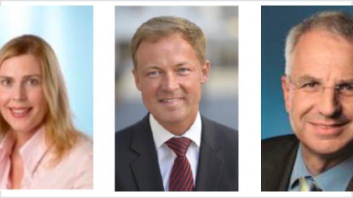 Petra Vogt MdL, Daniel Sieveke MdL und Rainer Deppe MdL sind Referenten der anstehenden Fachgespräche zu landespolitischen Themen