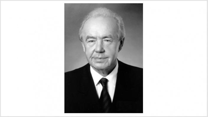Dieter Ruddies (28.10.1921 - 20.10.2015)